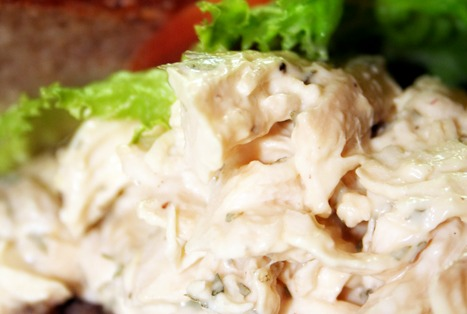 Chicken Salad with Tarragon and Apples