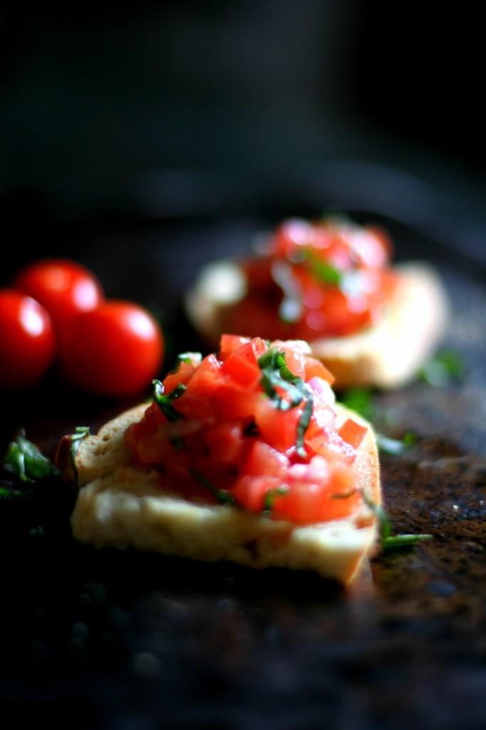 Tomato Bruschetta © Spice or Die